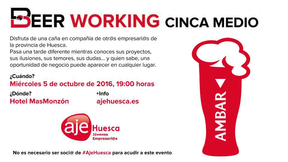 Beerworking Cinca Medio 2016