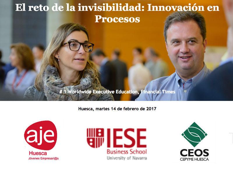 El reto de la invisibilidad: Innovación de procesos