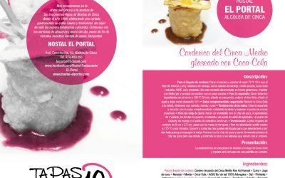 Tongo en el Concurso Nacional de Tapas y Pinchos de Valladolid