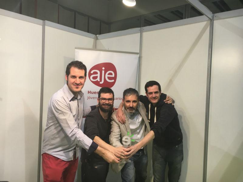 Nova 3 Interactiva, campeona del Elevator Pitch del SIE 2017