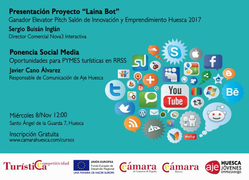 Jornada de Innovación Turística en Huesca