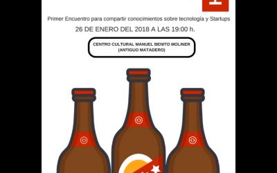 Primer evento Betabeers en Huesca